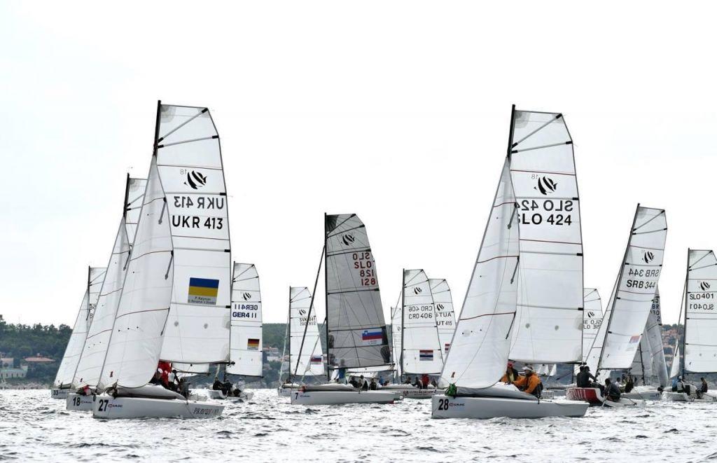 Go Sailing je Odmevni športni dogodek 2018