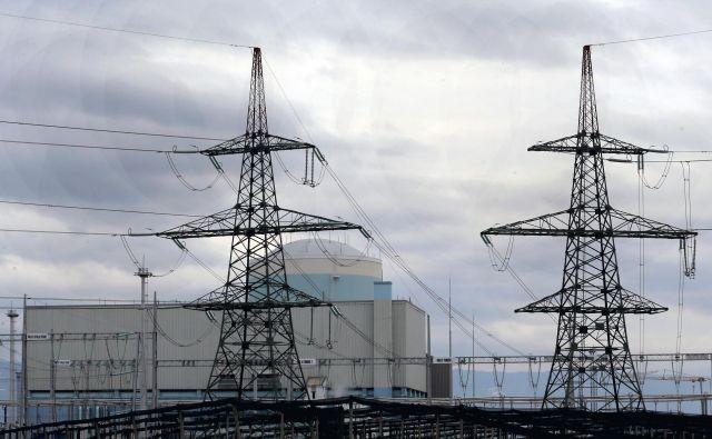 Nuklearna elektrarna Krško: v Krškem poleg odpadkov iz nuklearke (Nek) ne sprejmejo tudi odpadkov iz skladišča v Brinju pri Ljubljani in iz skladišč na Hrvaškem.Foto Tomi Lombar
