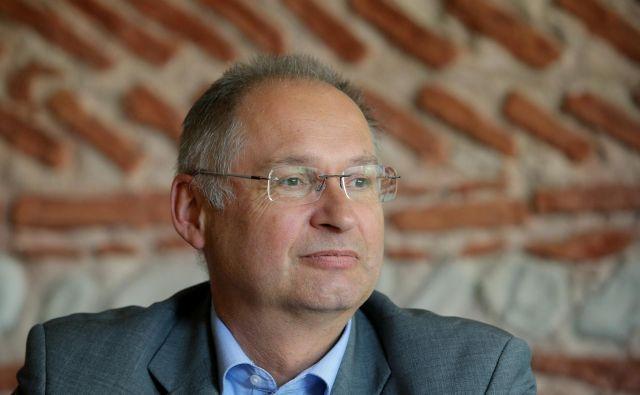 Darij Krajčič: Več pravnih strokovnjakov me je opozorilo, da to vseeno ni bila kraja. FOTO: Jože Suhadolnik