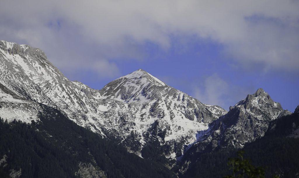Nemški državljan umrl v gorah