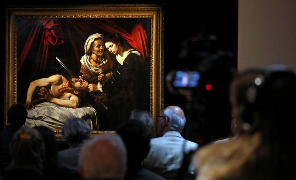 Od prodaje»Caravaggia«, ki razdvaja strokovnjake, si obetajo do 150 milijonov evrov