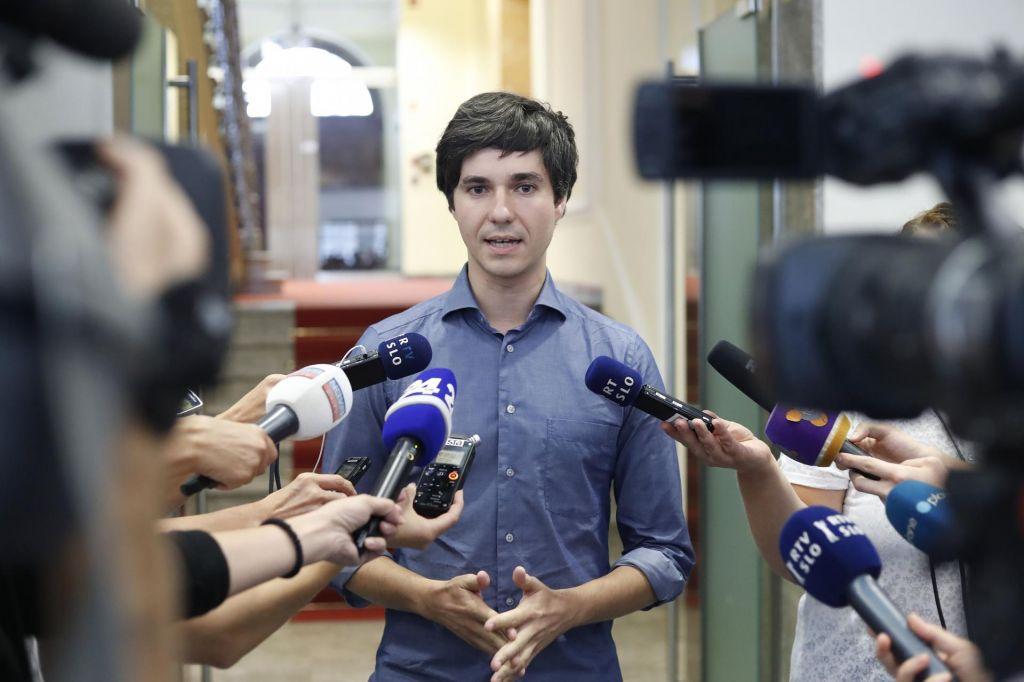 Levica s koalicijo podpisala sporazum o sodelovanju