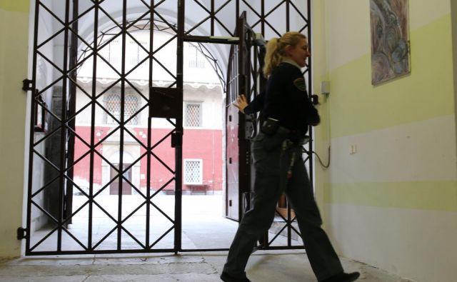 Kako živijo zapornice na Igu? Foto Tomi Lombar