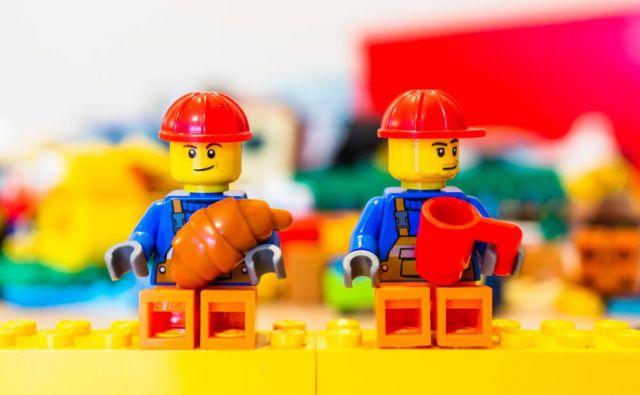 Kocke naj organizirajo otroci Foto: Shutterstock