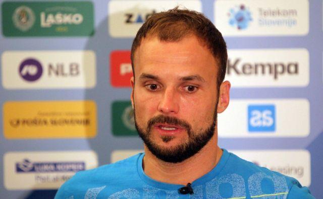Uroš Zorman je nov član reprezentančnega strokovnega štaba. FOTO: Igor Mali/Slovenske novice