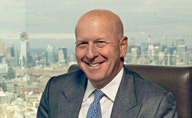 Kadar se prvi mož Goldman Sachsa ne ozira za dobički, ustvarja elektronsko plesno glasbo.