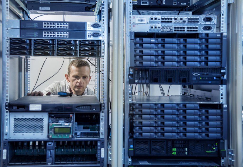 Skrb za podatke v poslovnih okoljih je vse očitnejša