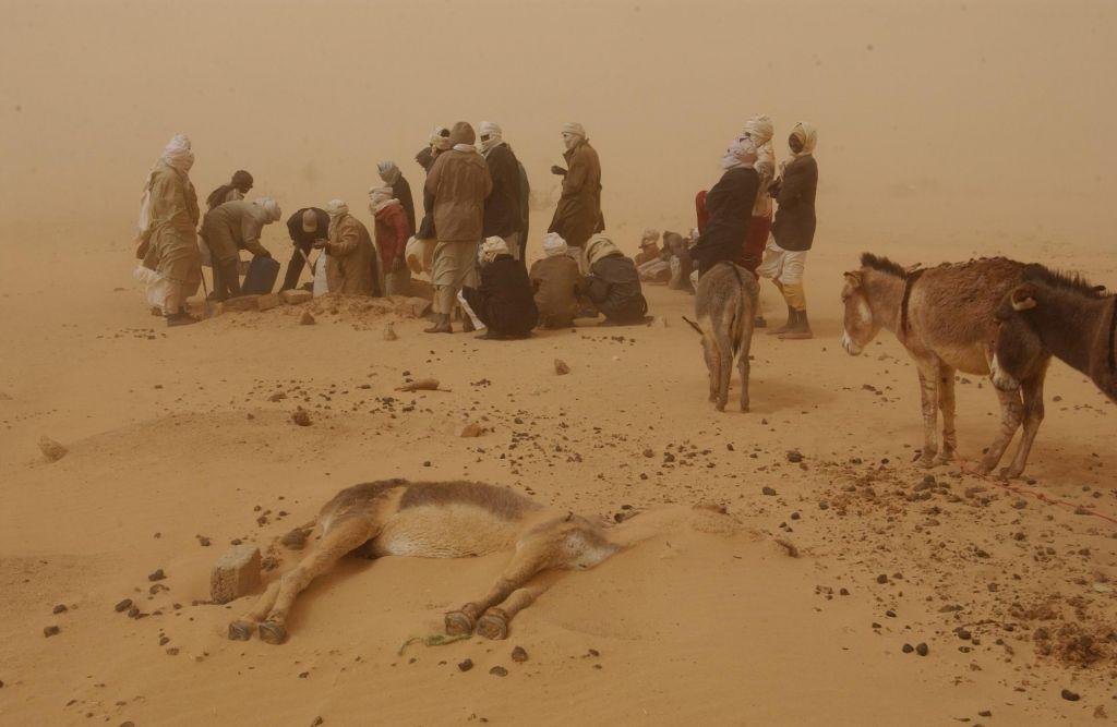 FOTO:Po desetih letih končno proti Darfurju