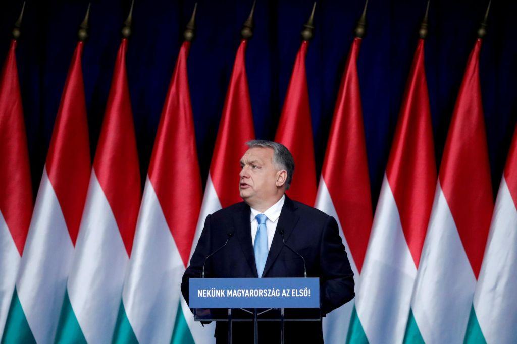V EPP zadostna podpora izključitvi Orbanove stranke