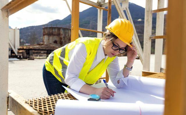 Kriza pred desetimi leti je uničila ugled gradbeništva – to se odraža v zanimanju mladih za te poklice. Foto Shutterstock