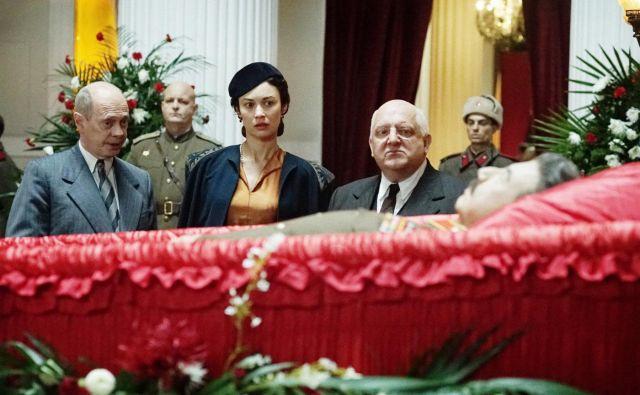 Stalinova smrt Foto Tv Slo