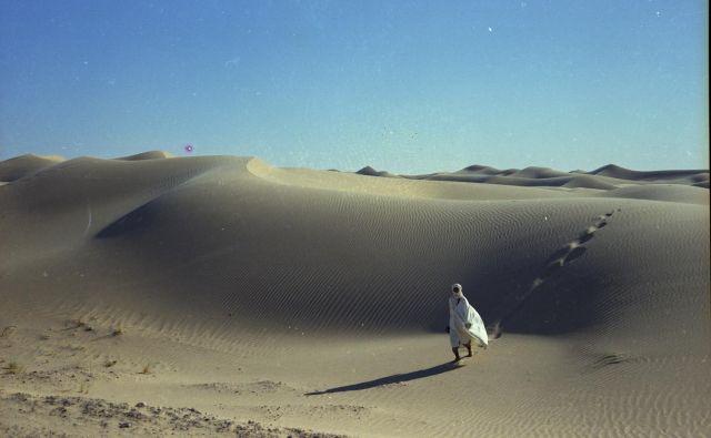 <em>Fatamorgana</em><em> </em>(1971) je prvi dokumentarec Wernerja Herzoga, ki ga je posnel v Afriki. Foto arhiv FDF