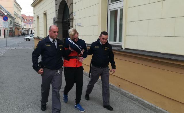 Aleš Črepinko se je s tožilstvom pogodil, sedel bo pet let. FOTO: Arhiv Delo