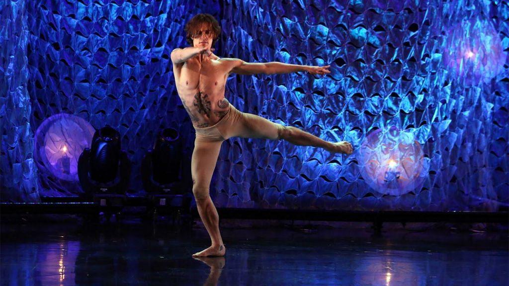 Tako igralsko kot plesno je Polunin izvrsten