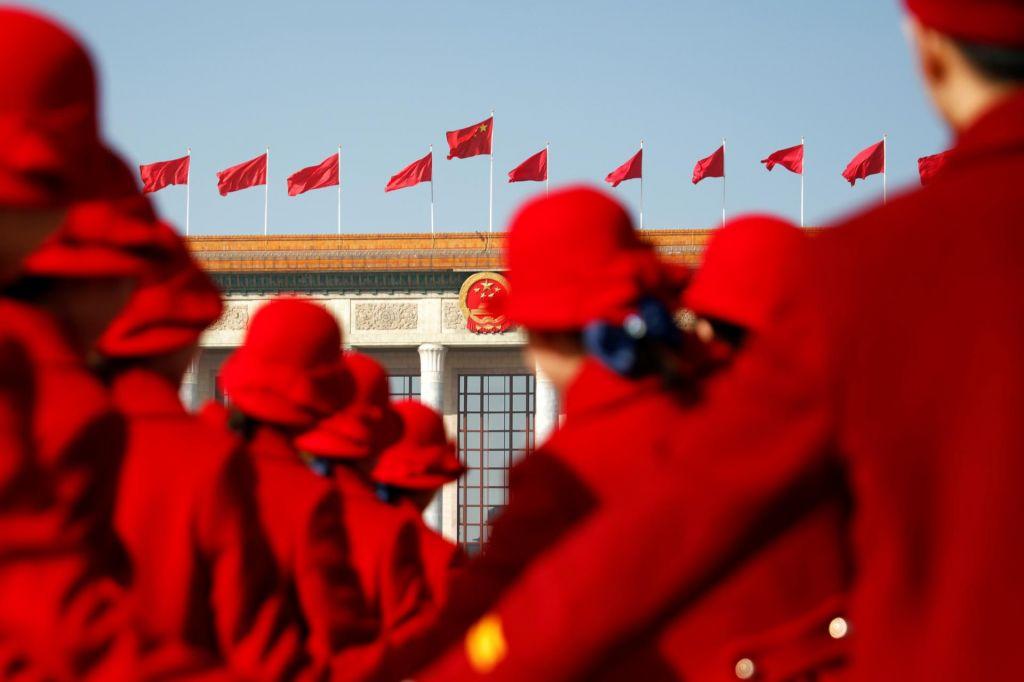 Podnebno ohlajanje kitajskega gospodarstva