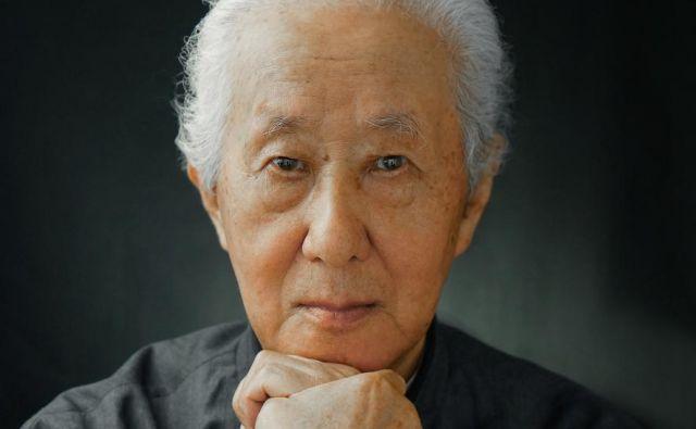 Arata Isozaki je bil eden prvih povojnih japonskih arhitektov, ki so gradili tudi po svetu. FOTO:Pritzker Architecture Prize