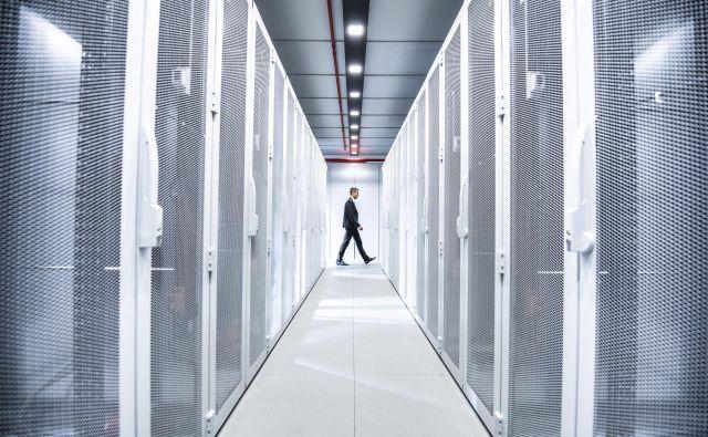 Možnosti hranjenja podatkov imajo prednosti in slabosti. Foto: Klemen Razinger