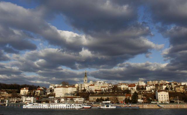 V Srbiji živi sedem milijonov ljudi, med njimi približno deset tisoč slovenskega rodu. Največ – skoraj za celo Slovenijo – jih stanuje v Beogradu. Foto: Reuters