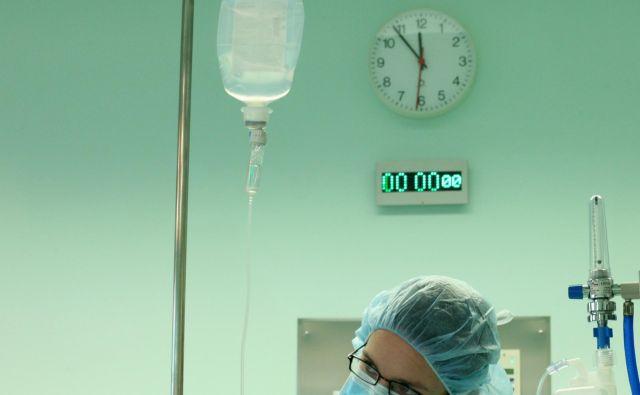 Evtanazijo bi kot zdravnica težko opredelila za dobro smrt.FOTO: Jure Eržen
