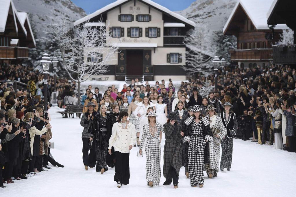 FOTO:Lagerfeldova zadnja pika