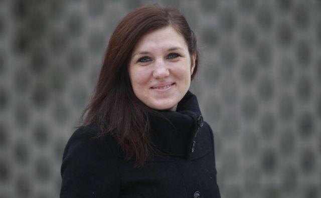 Nina Jelen otrokom večkrat pove, da je vsak na kakšnem področju dober in drugje slabši. FOTO: Roman Šipić