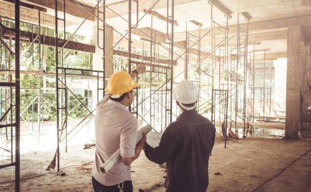 Pred začetkom gradnje moramo poskrbeti za projekt za izvedbo. Foto: Shutterstock