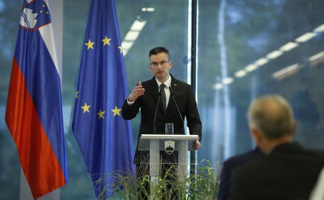 Slovenija bo predsedovala 30 ministrskim zasedanjem in še več kot 2000 drugim, večinoma v Bruslju, a tudi v Sloveniji. FOTO: Leon Vidic/Delo