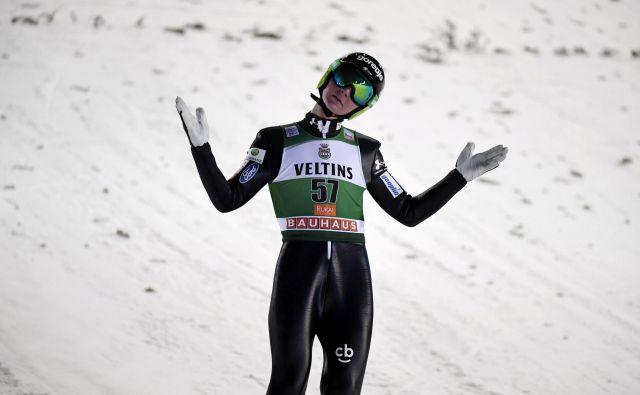 Domna Prevca ni bilo v ekipi za svetovno prvenstvo, priložnost pa bo dobil na Norveškem. FOTO: Reuters