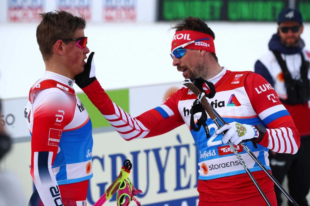 Zaporna kazen za norveškega tekaškega zvezdnika