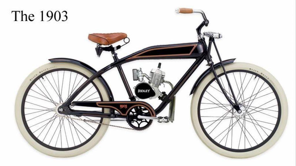 Ridley – kolo z motorjem v pravem smislu besede