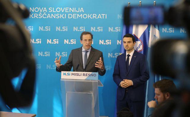Kandidatne liste za volitve v evropski parlament je sicer mogoče vlagati od 25. februarja. FOTO: Leon Vidic/Delo