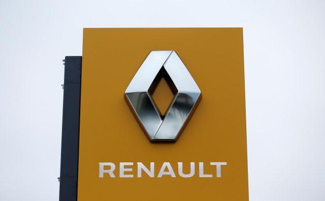 Renaultovi trgovci so v preiskavi zaradi suma kartelnega dogovora. FOTO: Reuters