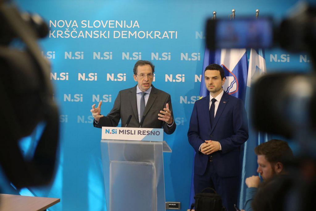 Žiga Turk na listi NSi: Neetično bi bilo, če bi iz SDS iztopil zdaj