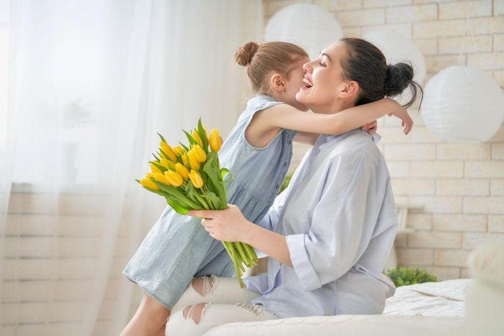 Nedelovo presenečenje za mamice