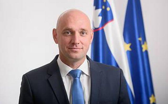 Simon Zajc se je po Cerarjevih besedah izkazal na svojih področjih. FOTO:Nebojša Tejić, STA