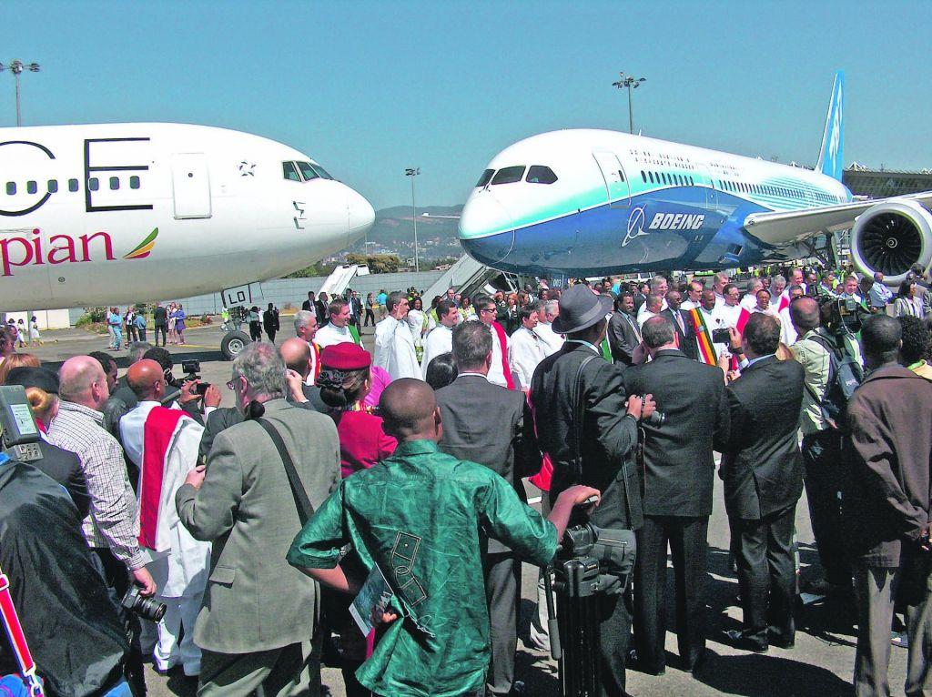 Ethiopian Airlines: največji afriški kargo prevoznik