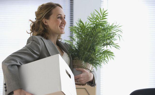 Ko delodajalec izve, da želi zaposleni oditi, najprej oceni, kakšna škoda bi nastala in kako jo omiliti. Foto Shutterstock