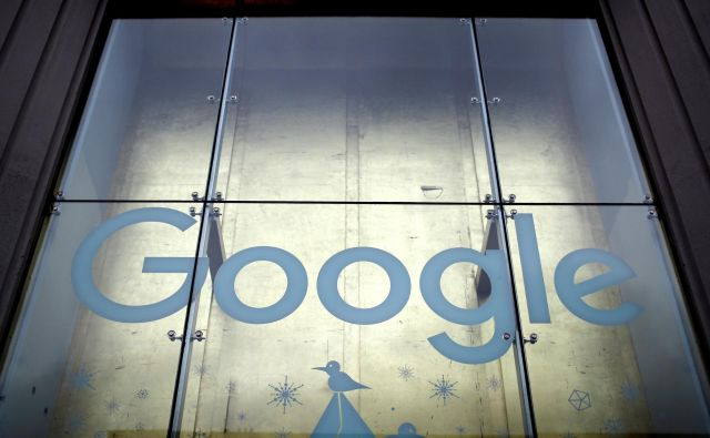 Google je znova deležen številnih kritik. FOTO: Reuters