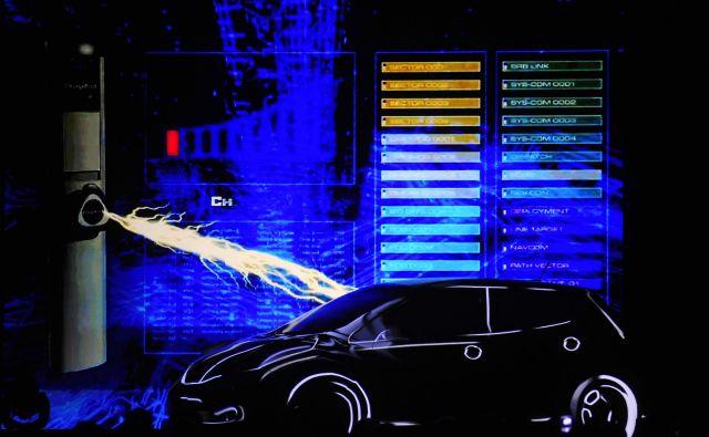 Zaradi izjemno ostrih emisijskih zahtev naj bi na trg zapeljali mnogi novi električni avtomobili. FOTO: Reuters