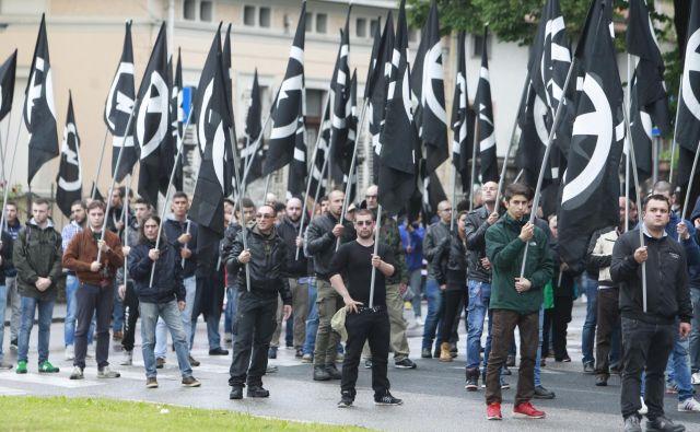 Naša politika ne pomaga rehabilitirati prvih borcev proti fašizmu. Foto Leon Vidic