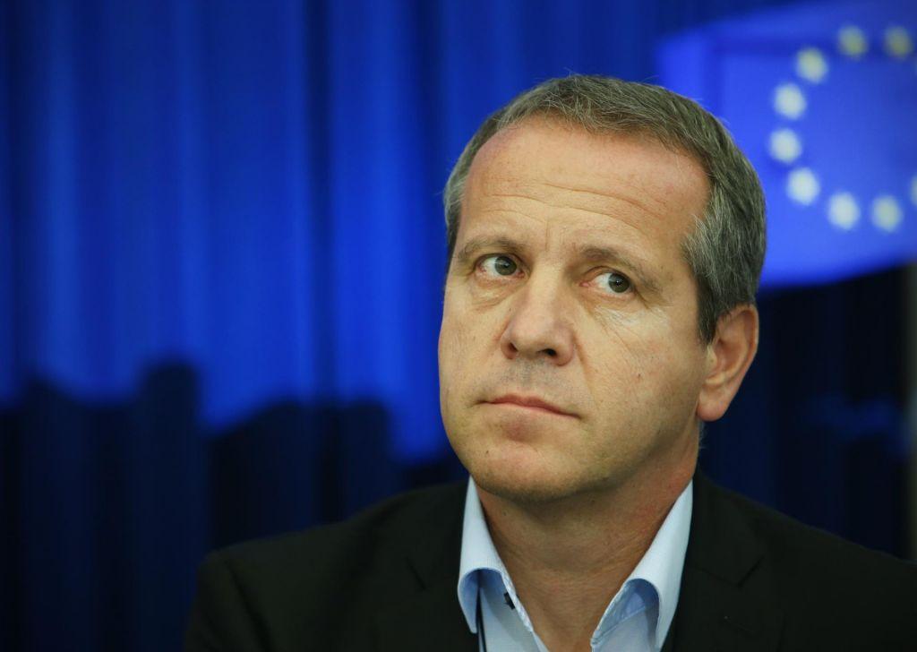 Bo Igor Šoltes postal član stranke Desus?