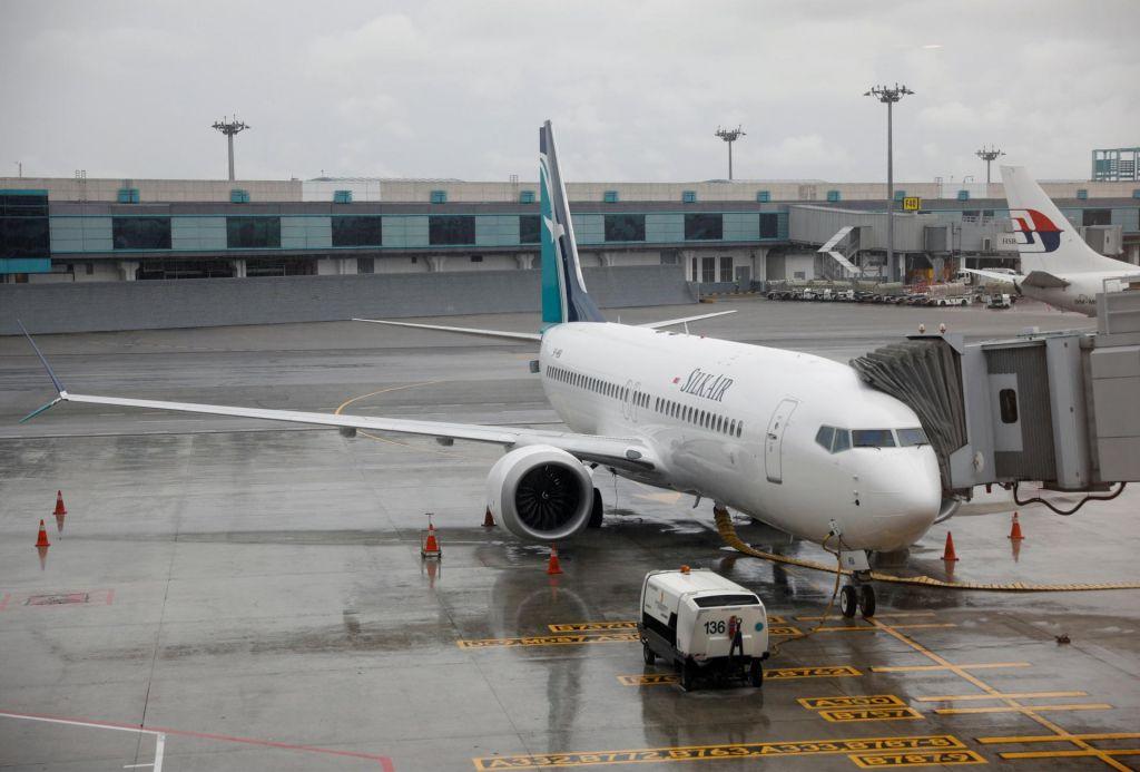 FOTO:Evropska agencija za varnost v letalstvu zaprla evropski zračni prostor za letala Boeing 737 max 8