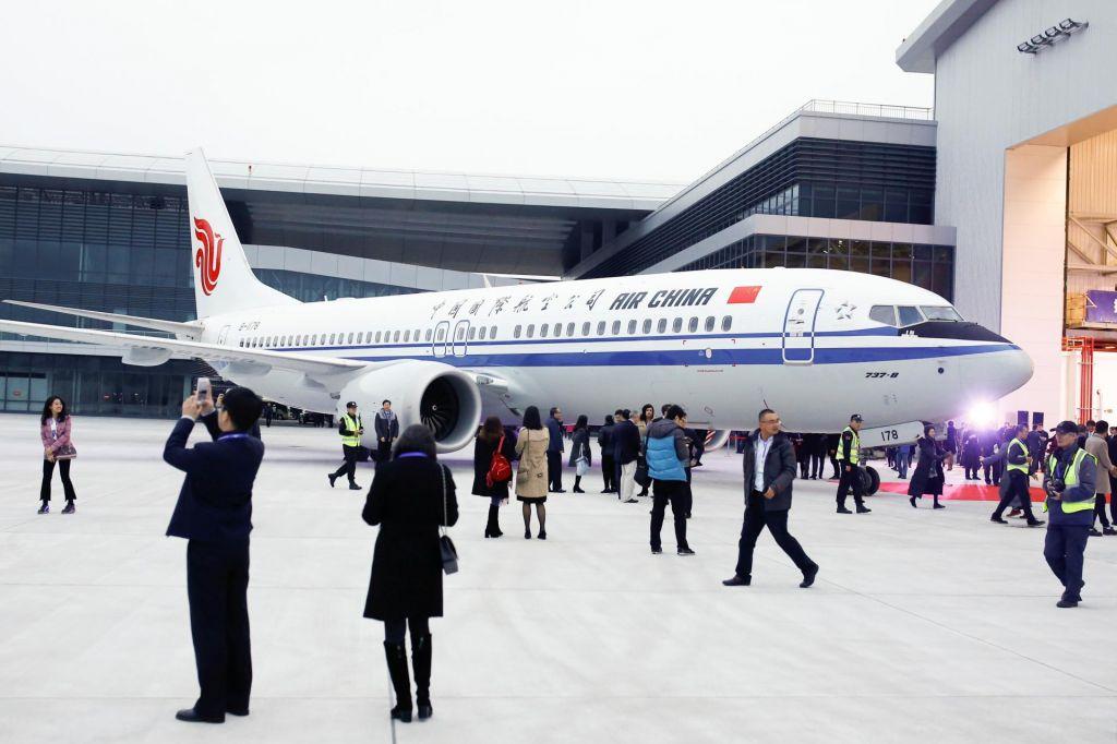 Tragedija letala s kitajskega vidika