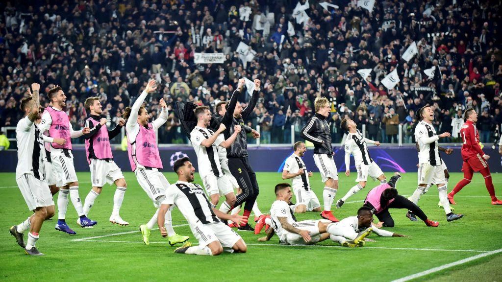 FOTO:Ronaldo zabijal, Juventus v četrtfinale