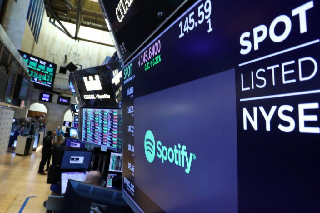Spotify proti Applu