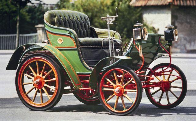 Opel Patentmotorwagen System Lutzmann je bil izdelan ročno. Foto: Opel