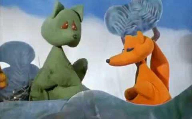 Zverinice iz Rezije so sredi 70. let postavile lutkovni mejnik kot prva barvna televizijska lutkovna nadaljevanka.