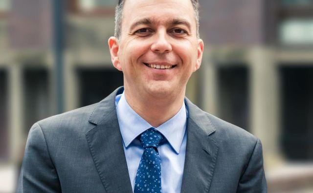 Robert Ljoljo poudarja, da Novartisov program celovito pristopa k prenovi oskrbovalne verige za vse proizvodne lokacije. FOTO: Arhiv podjetja