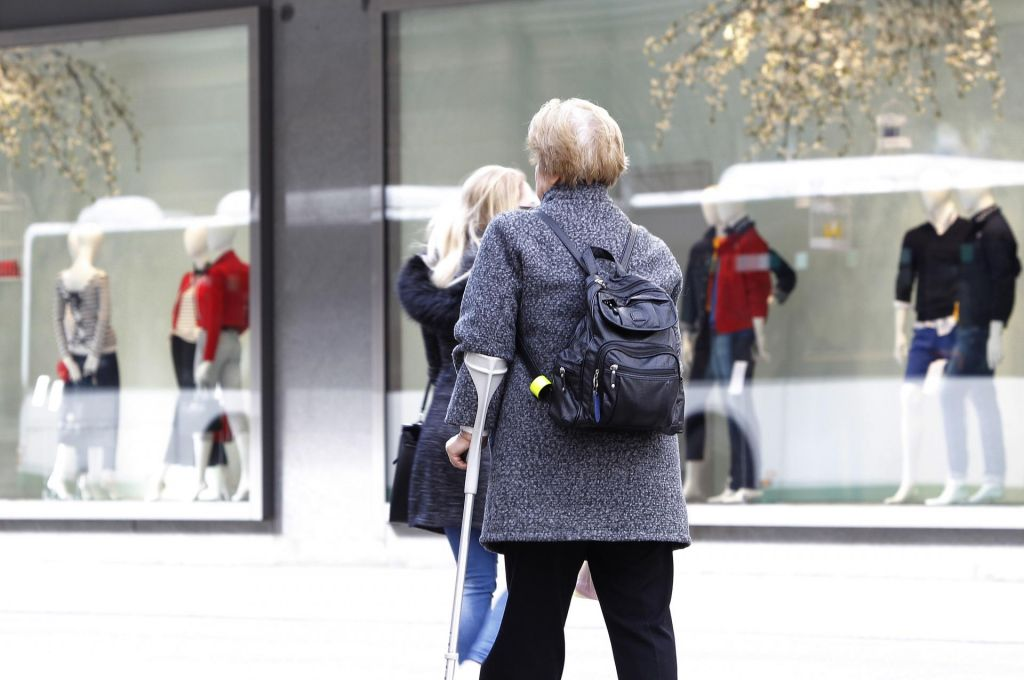 Upokojitvena starost za tiste brez polne dobe se bo dvignila na 67 let