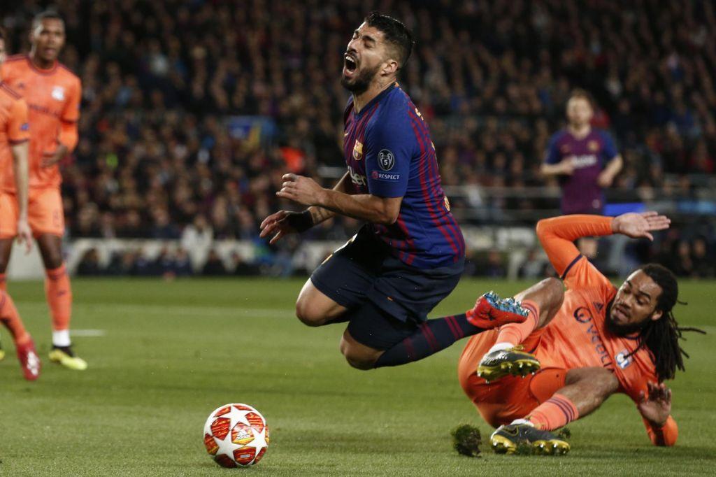 Liverpool in Barcelona zadnja četrtfinalista